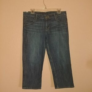 Pre-Owned Capris Jeans